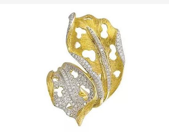 米粒钻石:珠宝设计的基础灵魂