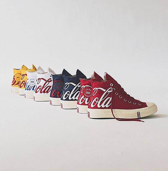 2018 Coca Cola x KITH全系列发售日期全面曝光