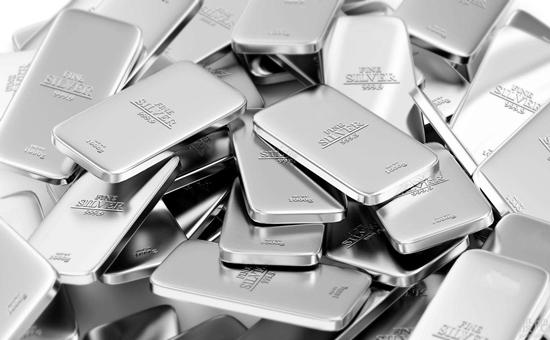 现货白银震荡 季节因素提振银价