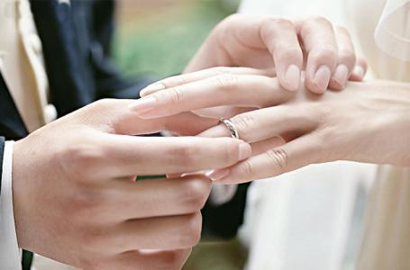 没结婚戴戒指是哪只手