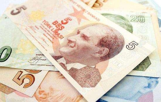 土耳其访美无果 里拉崩盘了