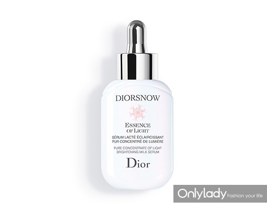 dior snow 养出雪白肌肤