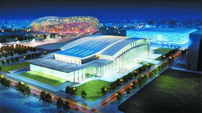 水立方将变冰立方 5个场馆改造方案已初步形成