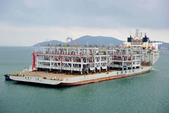 中美贸易战升级:中国把液化天然气加进征税清单 回应美国追加征税