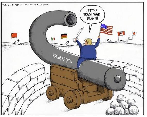 美国将贸易战扩大 小国家要遭遇了?