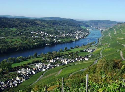 法国干红葡萄酒产区
