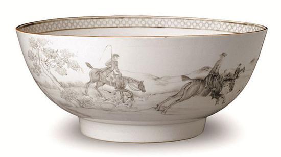中国艺术品与波士顿的历史渊源