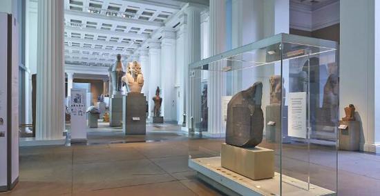大英博物馆通过VR复活文物