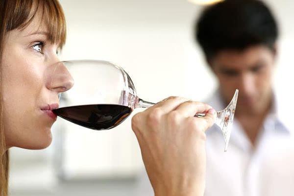 干红葡萄酒的正确喝法