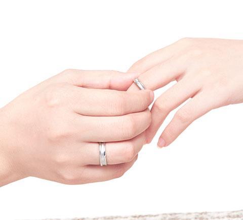 无名指戴戒指是什么意思