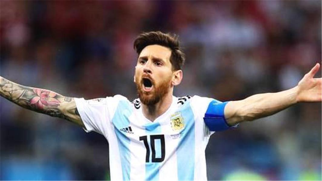 梅西将暂时退出阿根廷队 媒体曝光了他的决定