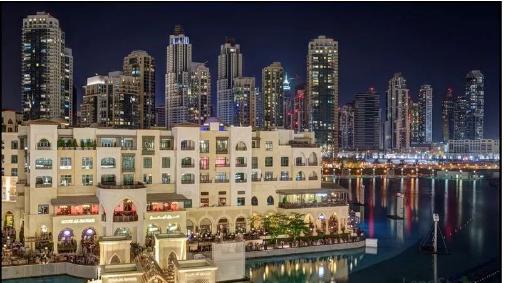 邮轮旅行的目的地—中东非洲