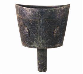 商代青铜铙赏析