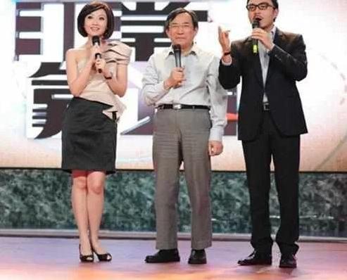 寇乃馨在台湾夸汪涵