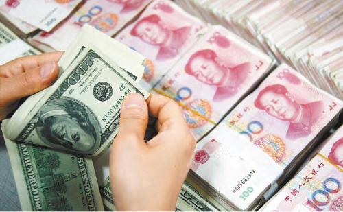 中美谈判在即 央行出手支持人民币