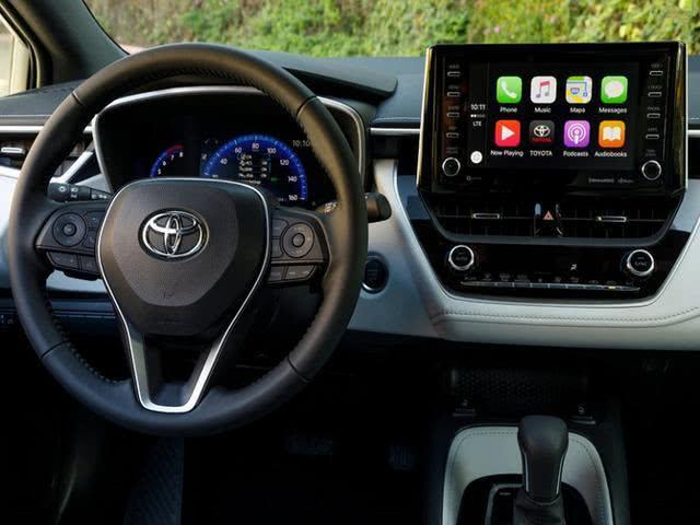 丰田汽车将陆续搭载苹果CarPlay系统