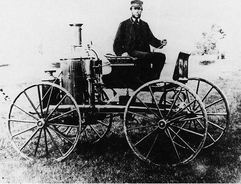 新能源汽车历史