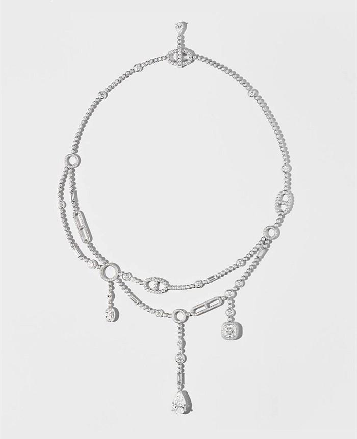 爱马仕发布全新高级珠宝系列 到底是什么样的珠宝竟发人深省?