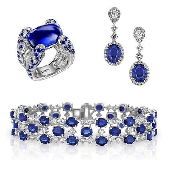 五大蓝宝石产地的特点