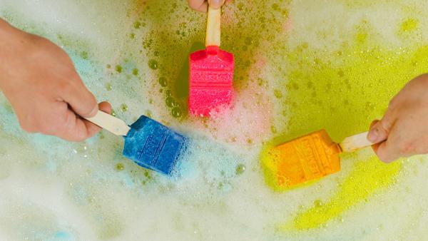 LUSH岚舒推出全新浸浴艺术系列列限量产品