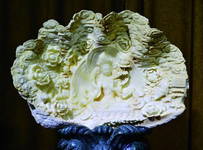 曲阳雕刻艺术发展面临种种困境