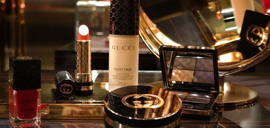 我真的没想到 GUCCI彩妆竟然有这么多值得买!