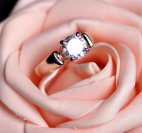 750钻石戒指价格