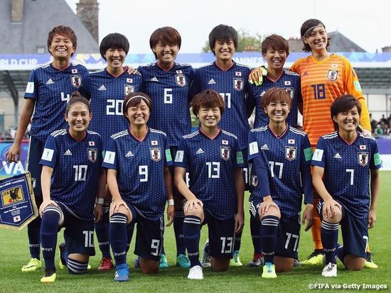 日本女足3-1西班牙 遗憾中国女足没能晋级八强