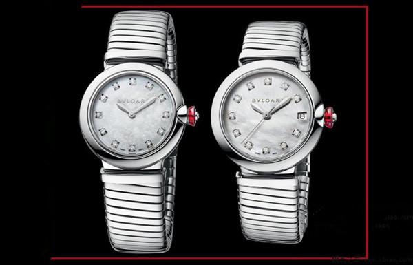 宝格丽于香港推出两款全新Lucea Tubogas腕表