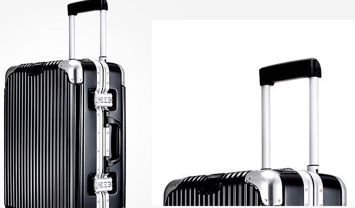 行李箱的拉杆拉不出来怎么办