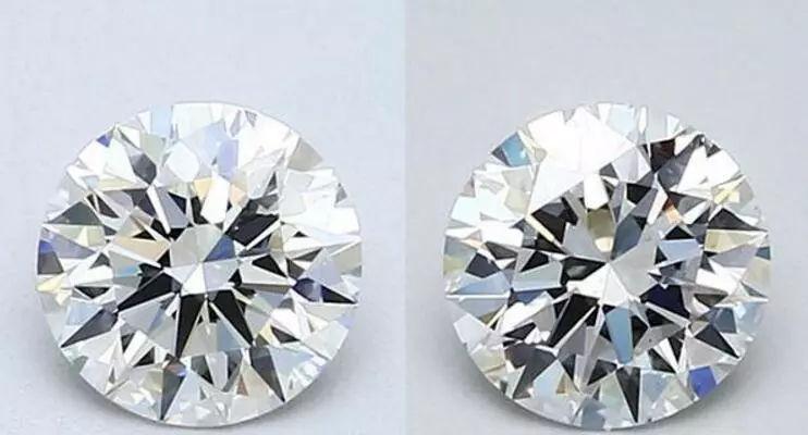 VVS与VS不同净度等级的钻石之间有何区别?
