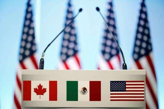 三缺一:NAFTA就等加拿大了!加元恐迎大涨行情?
