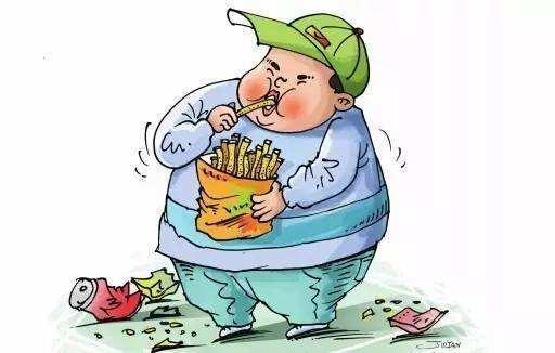 怎么避免孩子肥胖