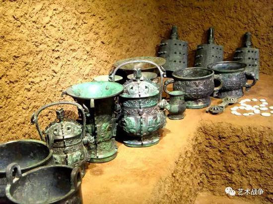 河南一群农民工 身怀绝技的青铜器制作高手
