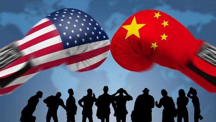 """中美贸易战又生事?国际黄金心头""""七上八下"""""""