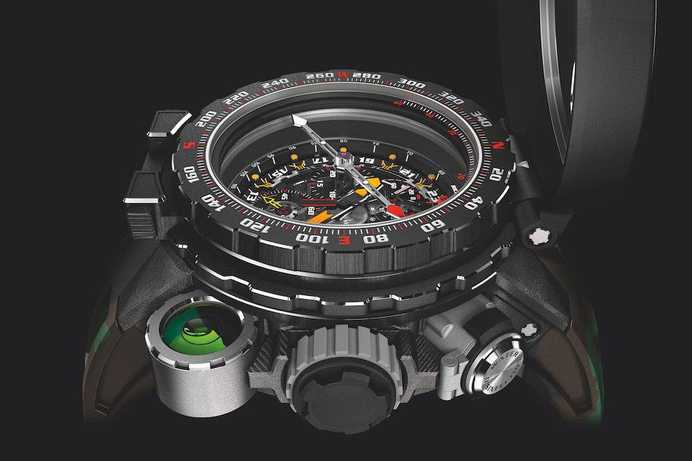 史泰龙和RM联合设计的腕表有这么多功能!