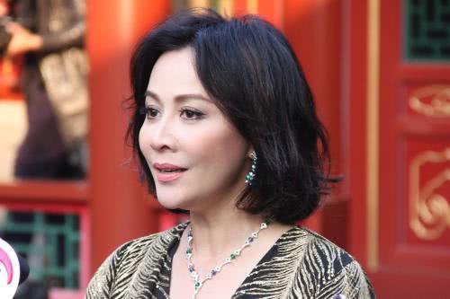 刘嘉玲首次谈绑架案:庆幸没被侵犯 已原谅了所有人
