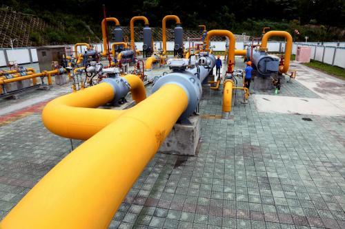 海南省环岛管网输气管道工程琼海段正式开工建设