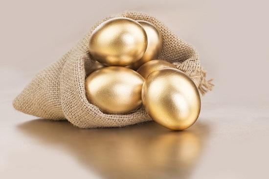风险抬头美元四连跪 这张图揭示现货黄金命运?