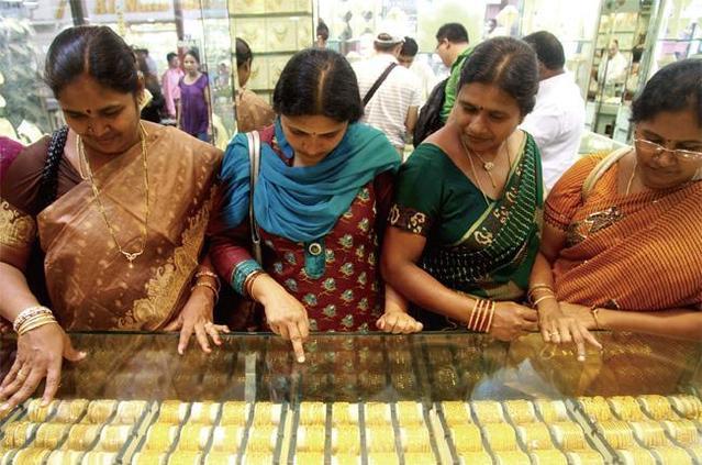 印度黄金首饰如此便宜 中国游客却都看不上眼