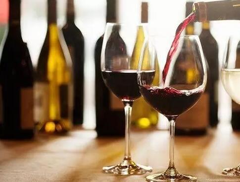 干红和红葡萄酒的区别