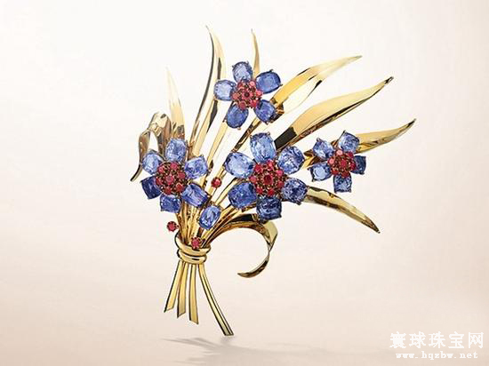 珠宝品牌BLOVE:把珠宝和花完美融合 展现女人无穷魅力