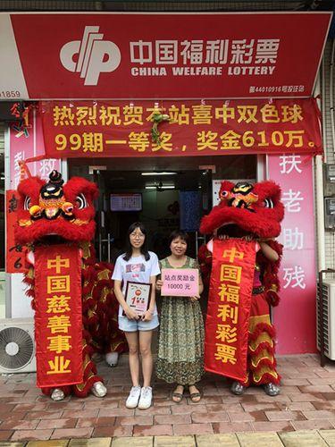 广州增城80后摘双色球616万 自嘲是