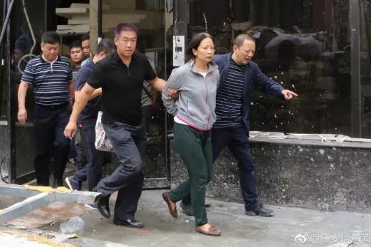 起底哈尔滨大火嫌犯 被抓获时头发凌乱