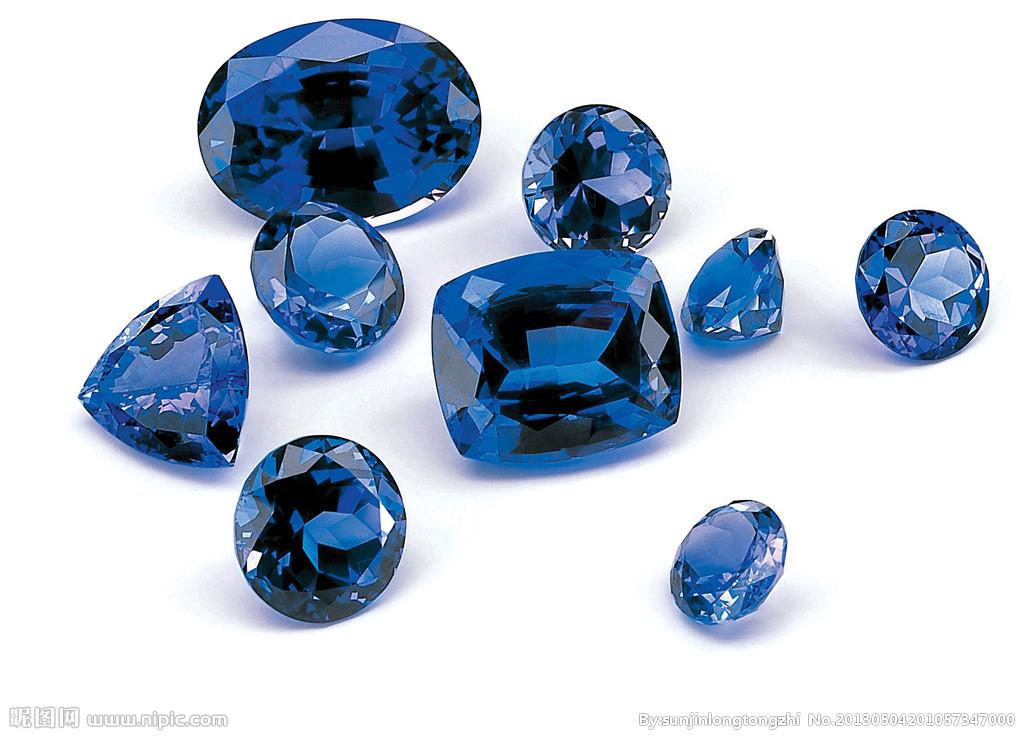 缅甸蓝宝石收藏价值极高