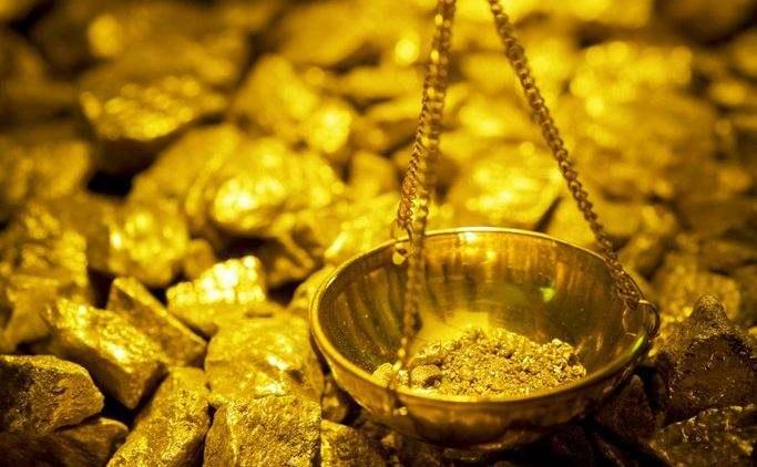 现货黄金连跌五个月 千二成过不去的坎?