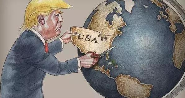 特朗普又逃会了!全世界被搞糊涂了,中美悄悄换了个角色