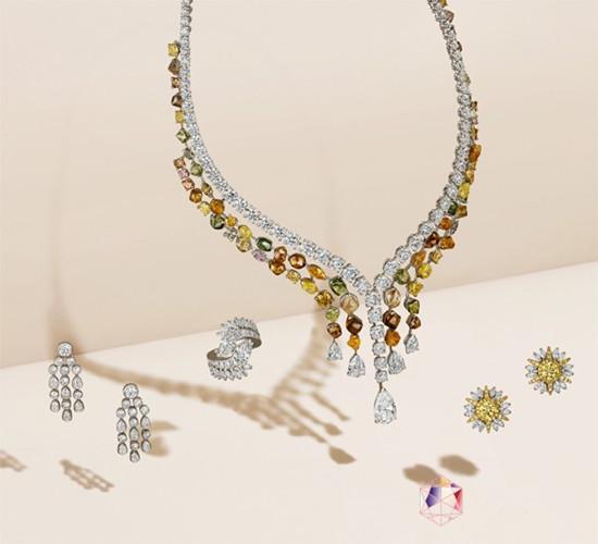 戴比尔斯推出Diamond Legends by De Beers高级珠宝系列