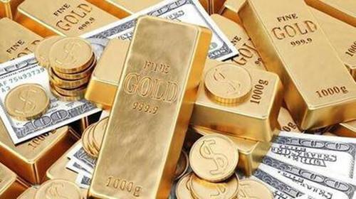 黄金市场数据清淡 晚间黄金价格千二挣扎