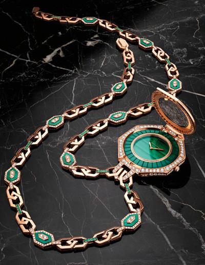 宝格丽于罗马发布全新Wild Pop顶级珠宝系列